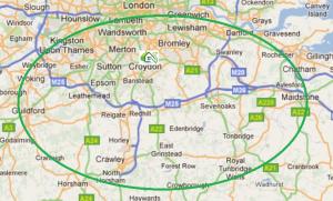 MG MAP 3