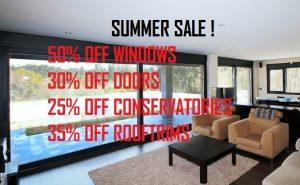 Summer Sale | Windows Croydon