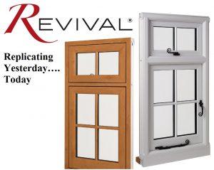 REVIVAL WINDOWS